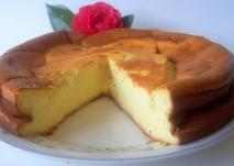 Receta de Tarta de queso y yogur