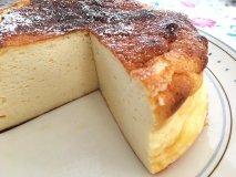 Receta de Tarta de yogur griego
