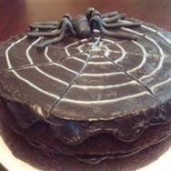 Tarta Magia Negra de Halloween
