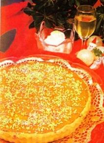 Receta de Tartaleta de calabaza