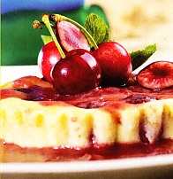 Receta de Tartaletas de cerezas