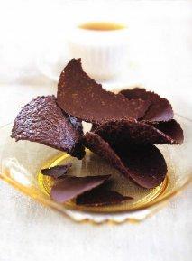 Tejas de cacao