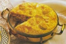 Receta de Timbal de tortellini