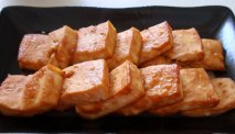 Receta de Tofu braseado