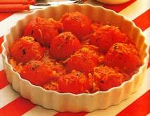 Receta de Tomates a la provenzal