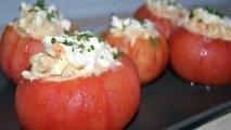 Receta de Tomates camperos