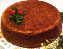 Torta de arroz y almendra