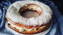 Receta de Tortel de nata