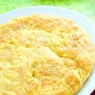 Tortilla al roquefort
