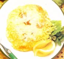 Tortilla de mejillones