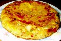 Receta de Tortilla de Sacromonte original