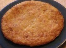Tortilla granadina