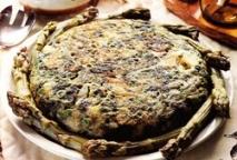 Receta de Tortilla verde