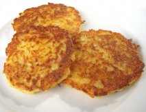 Tortitas de patata en Thermomix