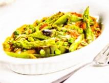 Receta de Verduras a la crema