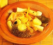 Receta de Verduras a la griega