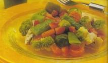 Verduras a la italiana