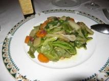 Verduras estofadas variadas