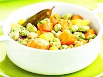 Receta de Verduras estofadas
