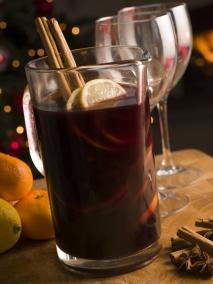 Receta de Vino caliente con especias