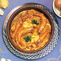 Receta de Zarzuela de pescado