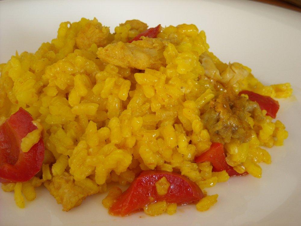 Recetas de arroz con bacalao