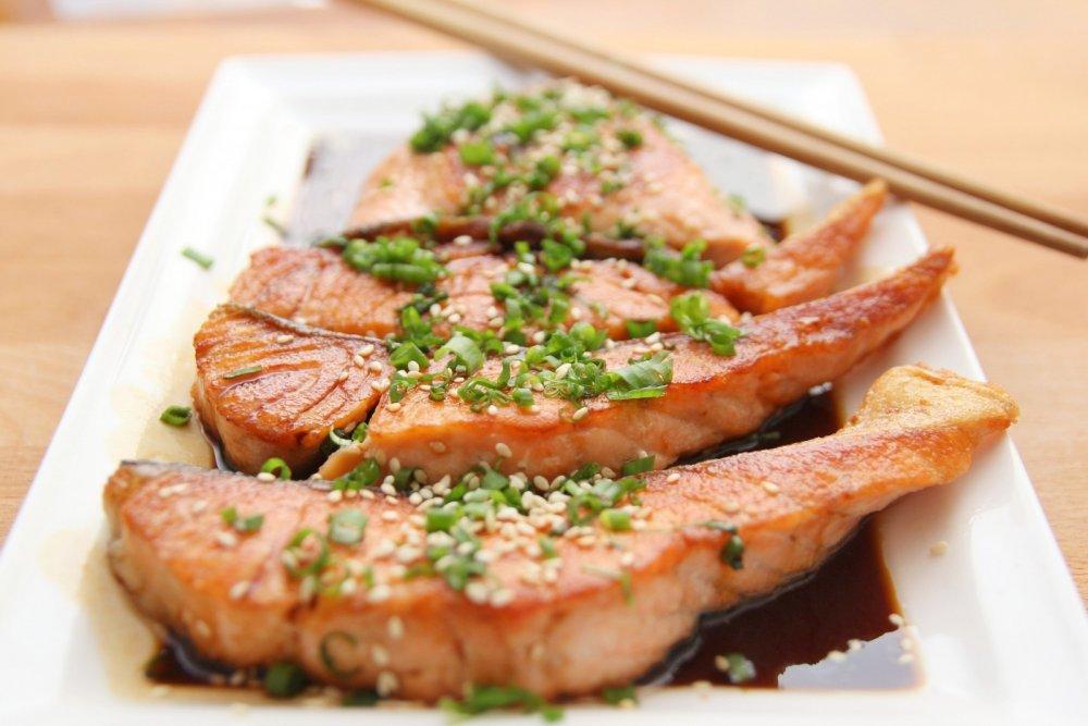 Recetas de salmón